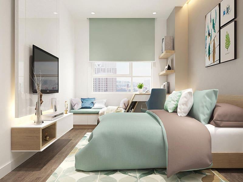 Phòng ngủ cao cấp tại Căn Hộ Lexington
