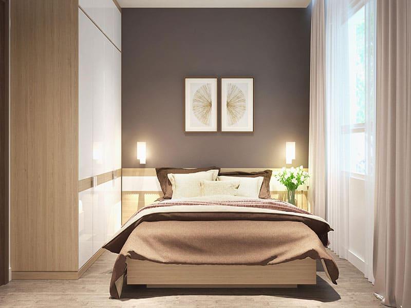 Phòng ngủ số 3 tại Căn Hộ Lexington