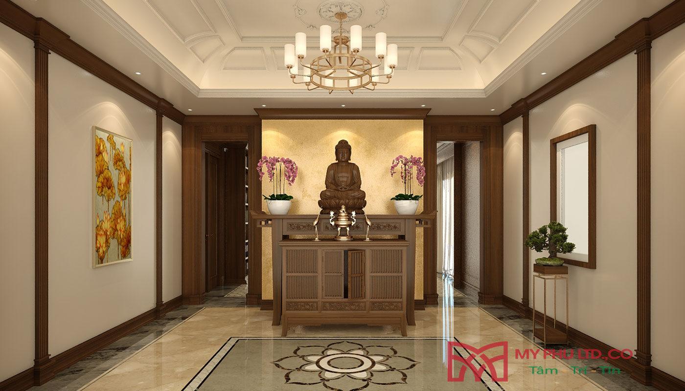 Phòng Thờ Nhà Sala Đại Quang Minh