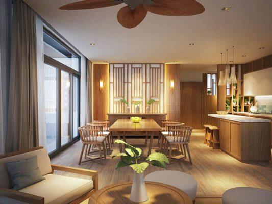 Villa biển Resort Long Hải