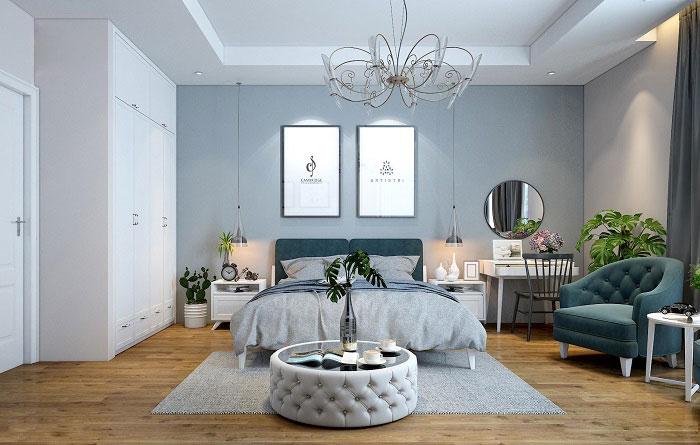 thiết kế nhà phố: Đồ nội thất