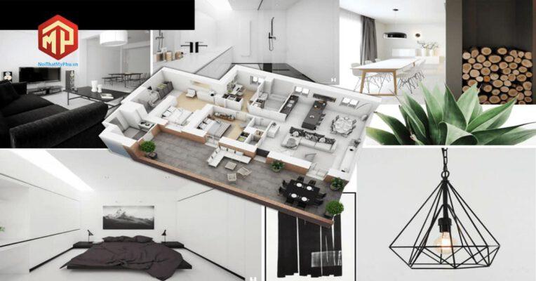 thiết kế nội thất là gì