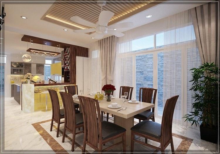 báo giá hoàn thiện nội thất chung cư 70m2