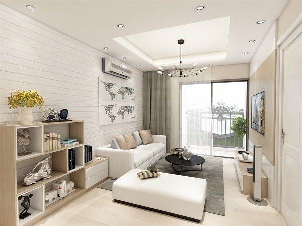 nội thất nhà chung cư 70m2