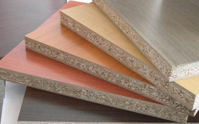 gỗ MFC phủ lớp cách phủ Melamine