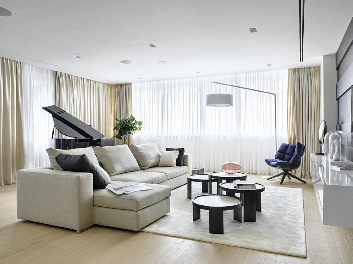 báo giá nội thất chung cư 90m2